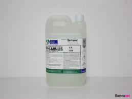 PH-MINUS Disminuidor líquido de PH 5 l.