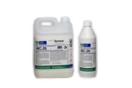 desincrustase sarro sanitarios de cerámica y gres 1 litro BarmanetShop