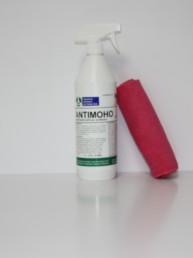 Antimoho con pulverizador 1 l. y Bayeta microfibra Regalo