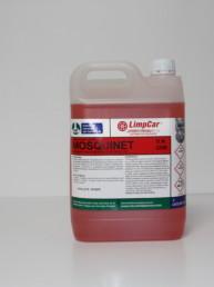 Mosquinet Limpiador de Mosquitos e Insectos vehículos 5 litros