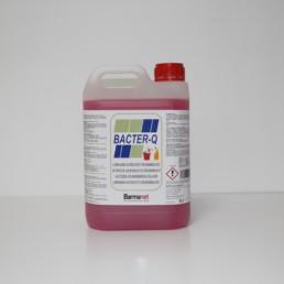 BACTER-Q Limpiador Sanitizante Desodorante 5l.