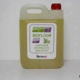 BIOFLOOR Limpiador Detergente Biológico 5l.