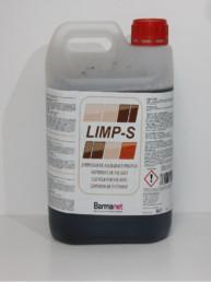 LIMP-S Limpiador de Fachadas y Piscinas 5 l.