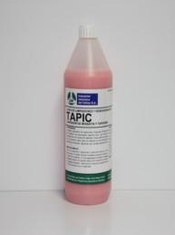 TAPIC Limpiador de Moquetas y Tapicerías Barmanet 1 litro