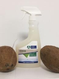 Ambientador coco 750 ml. con pulverizador