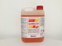 Quimicon Pomelo detergente universal neutro 5 litros.