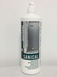 Sanical gel limpiador anti-clacáreo 1 litro