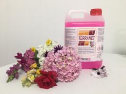 Terranet Floral limpiador universal neutro 5 litros