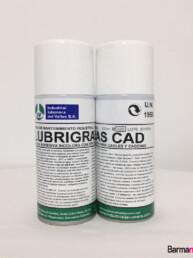 Lubrigras cad, grasa para cadenas, cables y engranajes 750 ml. en aerosol para su cómoda aplicación