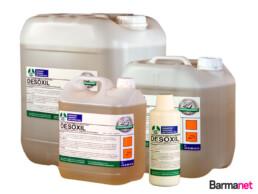 Desoxil desoxidante enérgico con efecto pasivante, mantenimiento industrial 6 kgs.