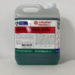 Anticongelante orgánico 5 litros ANTIGLASS-50%