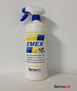 Ambientador Silvestre EMEX 1 litro con pulverizador