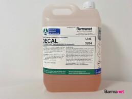 DECAL desincrustante enérgico efecto pasivante 5 litros