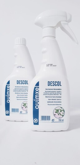 DESCOL Desinfectante Fungicida Bactericida Virucida